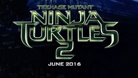 Teenage Mutant Ninja Turtles 2 Poster Wallpapers