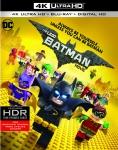 Lego Batman 4K 2D