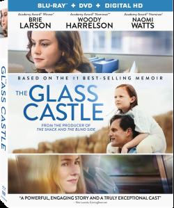 The Glass Castle Bluray Release Date Movie News Bluray Dan